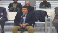 David Marjaliza en el primer juicio de la trama Púnica.