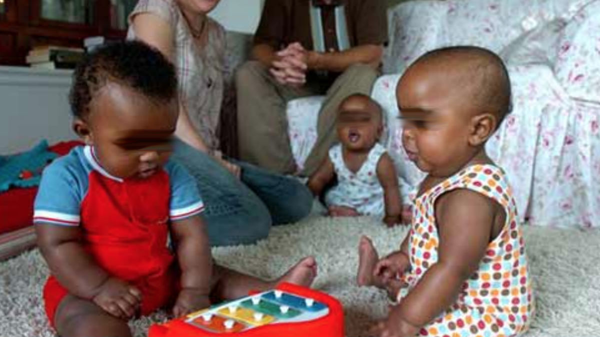 Adopción en Etiopía