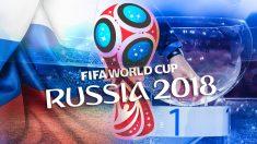 El sorteo del Mundial 2018 se celebra el 1 de diciembre.