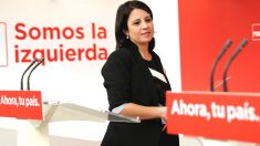 La vicesecretaria general del PSOE, Adriana Lastra (Foto: Efe)
