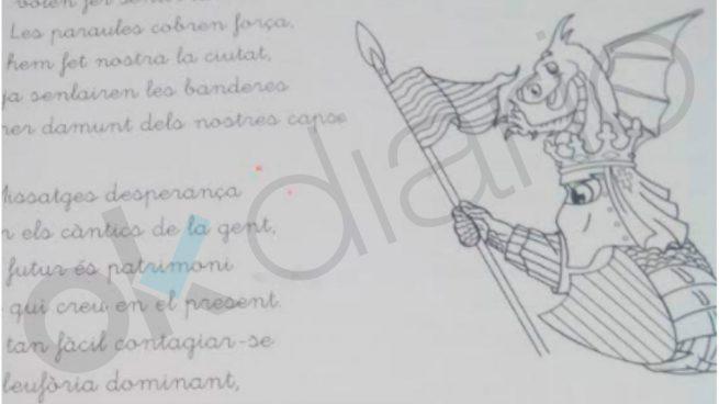 """Niños de 10 años obligados en Valencia a cantar un tema separatista que anima a """"la revuelta cotidiana"""""""