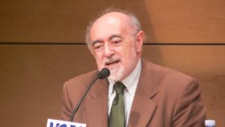 Carlos García Gual, nuevo miembro de la RAE