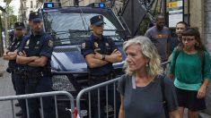Las dos concejalas de la CUP absueltas por agredir a un policía de la Guardia Urbana en Barcelona