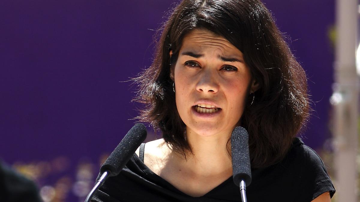 Isabel Serra, ex miembro la corriente Anticapitalistas en Podemos. (Foto: Podemos)