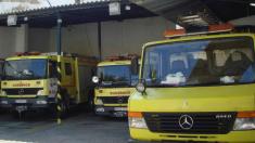 Parque de bomberos de Cádiz
