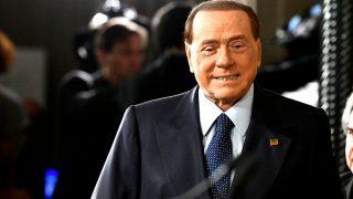 Silvio Berlusconi en una reciente imagen (Foto: AFP).