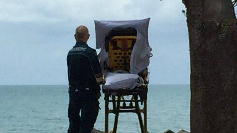 El enfermero australiano que ayudó a una enferma terminal a cumplir su último deseo.