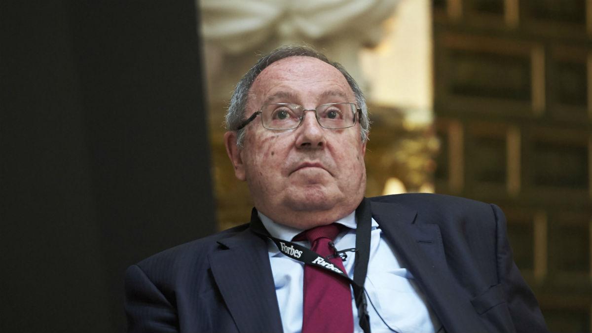 José Luis Bonet, presidente de la Cámara de Comercio de España (Foto:Getty)