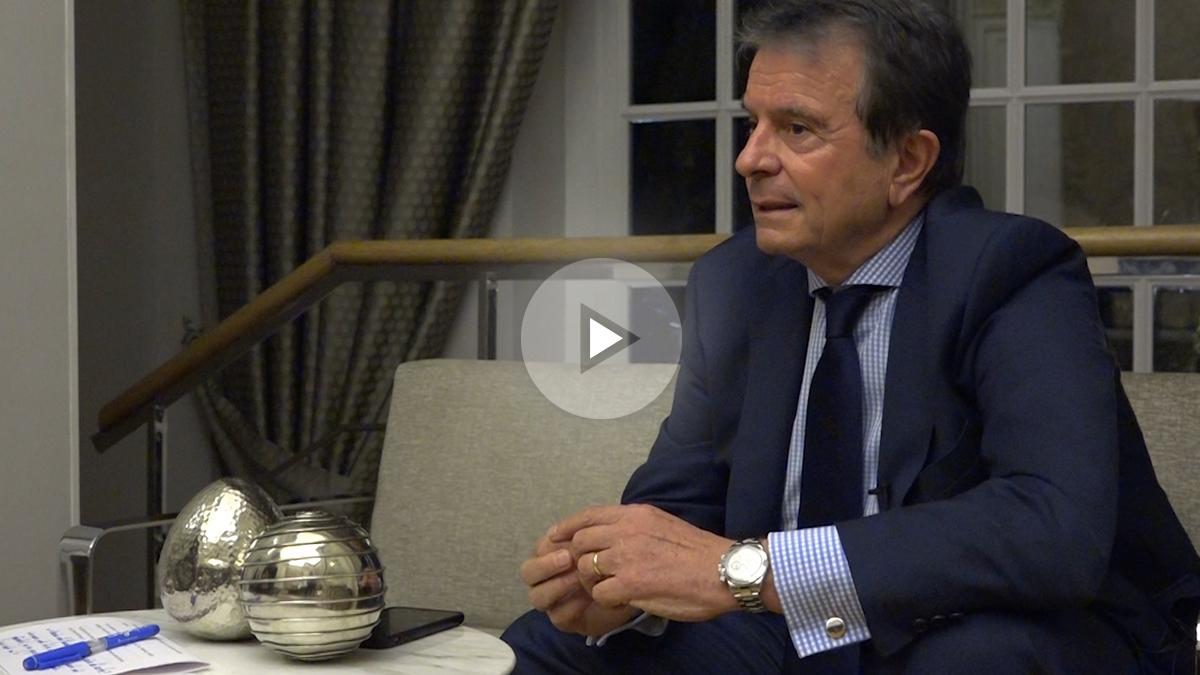 Antonio Catalán, presidente de AC Hoteles by Marriot