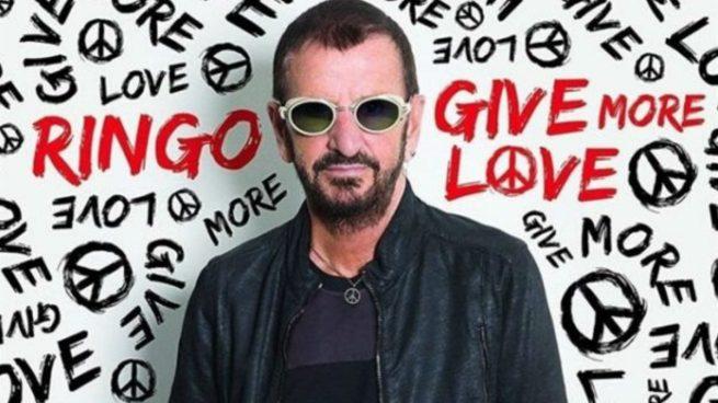 RIngo Starr presentará su último disco 'Give More Love' en Europa dentro de su gira mundial.