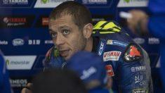 Valentino Rossi ha confirmado que Yamaha partirá de la moto de 2016 para desarollar la M1 de la temporada que viene. (Getty)