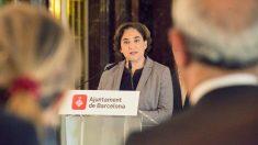 Ada Colau, alcaldesa de Barcelona (Foto. Flickr)