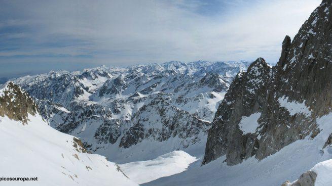 glaciares españoles