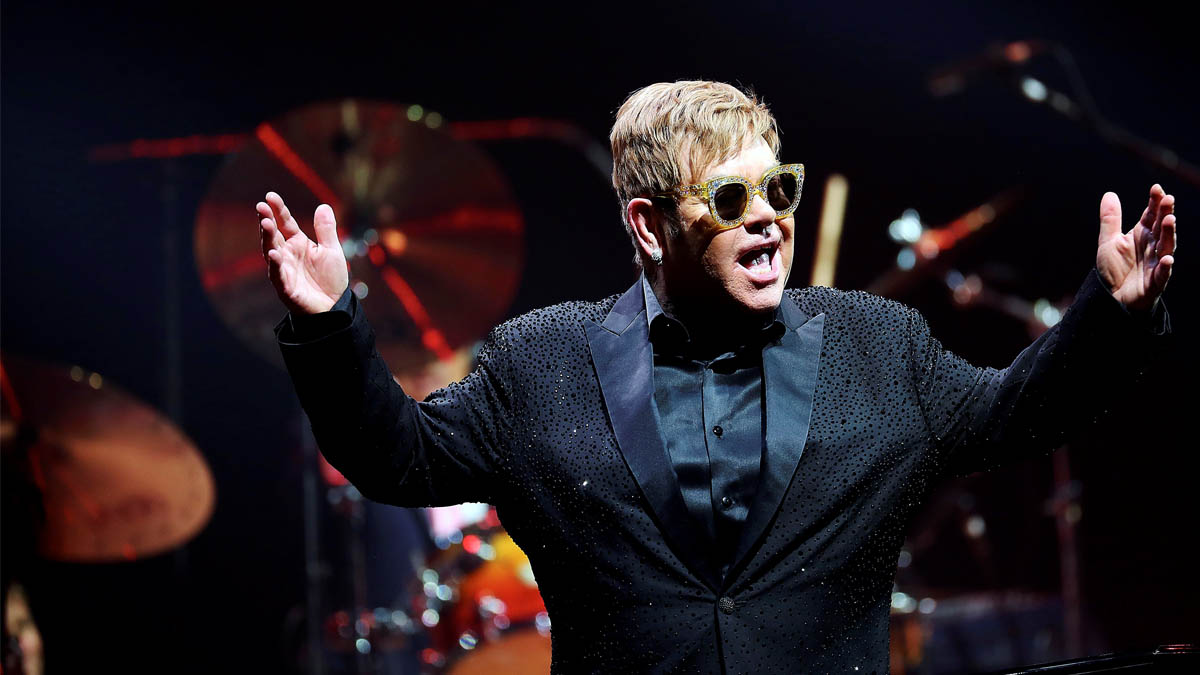 Elton John en Barcelona (Foto: EFE)