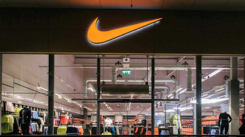 Nike Store Foto. Nike