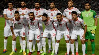 La selección de Túnez de fútbol. (AFP)
