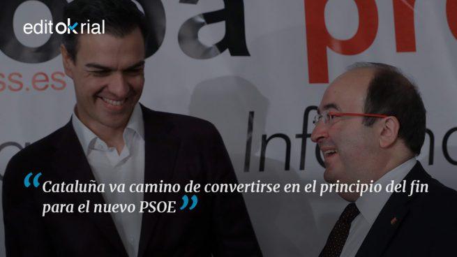 Arruinar España para contentar a los independentistas