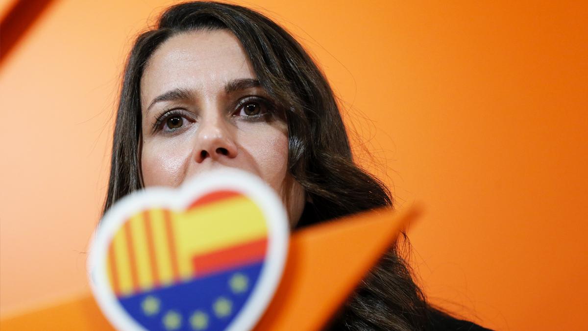 Inés Arrimadas. (Foto: AFP)