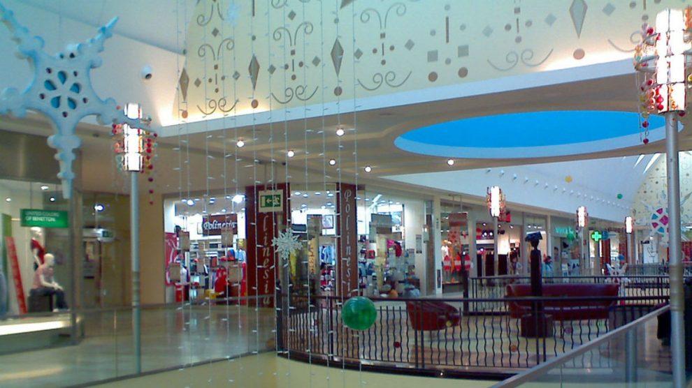Interior del centro comercial de Xanadú (Fuente:Flickr)