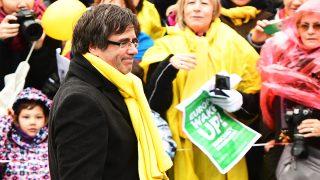 Carles Puigemont. (Foto: AFP)