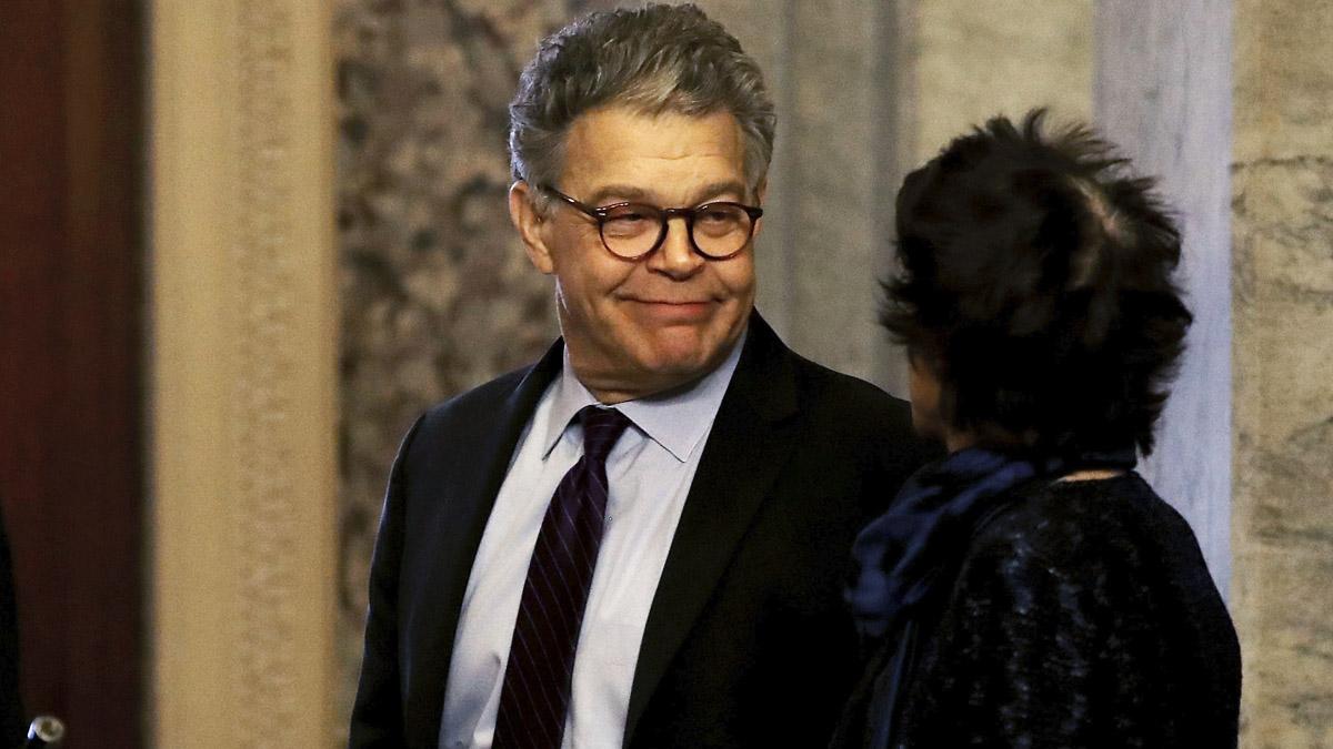 Al Franken (AFP)