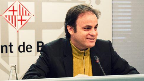 Jaume Asens. (Foto: Ayuntamiento de Barcelona)