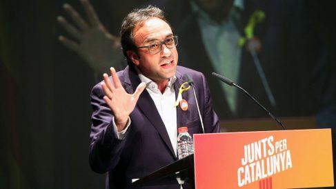 Josep Rull en una reciente imagen (Foto: Efe).