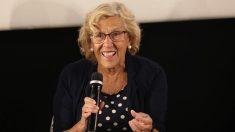 Manuela Carmena. (Foto: Ayuntamiento de Madrid)