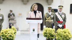María Dolores de Cospedal. (Foto: Ministerio de Defensa)