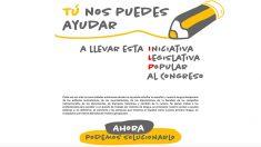 Web de Hablamos Español.