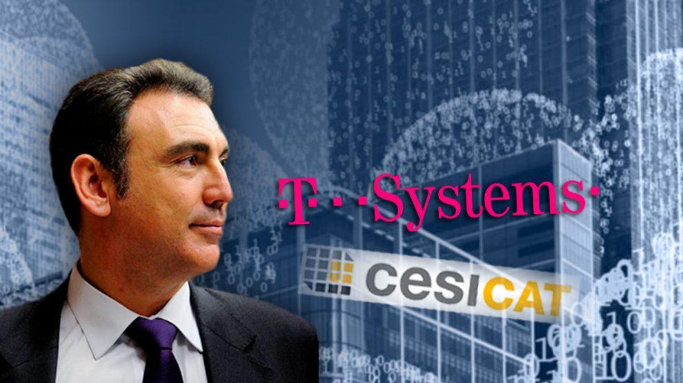 El ex director de Telecomunicaciones y ex presidente del CESICAT Carles Flamerich.