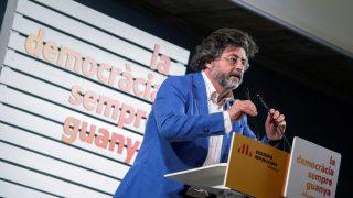 Antoni Castellà en un reciente acto (Foto: Efe).