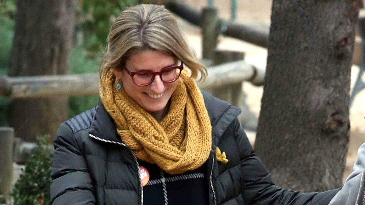 Elsa Artadi, diputada de Junts per Catalunya. (Foto: EFE)
