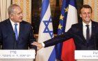 Macron pide a Netanyahu la congelación de los asentamientos como gesto de buena voluntad