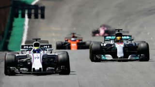Los datos no engañan, y dicen que esta temporada hemos visto la mitad de adelantamientos en la Fórmula 1 que durante 2016. (Getty)