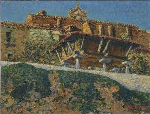 Cuadro adquirido por el Museo del Prado a Subastas Segre.