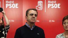 José Manuel Franco, líder del PSOE madrileño.