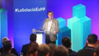 Mariano Rajoy. (Foto: PP)