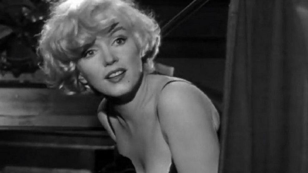 Aunque su nombre era Norma Jean, es conocida por todos como Marilyn Monroe.