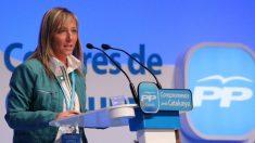 Marisa Xandri, presidenta del PP en Lérida.