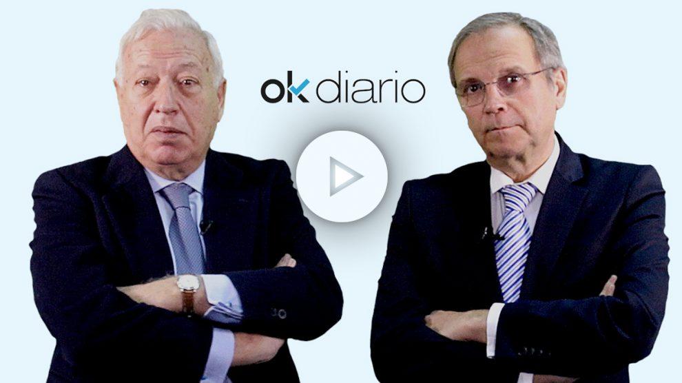 José Manuel García-Margallo vs Antonio Miguel Carmona