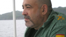 Víctor Laínez, asesinado por llevar tirantes con la bandera española