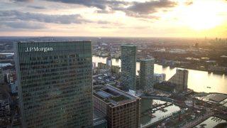 Sede de JPMorgan Europe Ltd, Londres. (Foto: iStock)