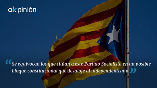 Los socialistas son parte del problema catalán