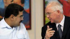 El dictador venezolano Nicolás Maduro y el ex ministro del Petróleo y ex presidente de PDVSA Rafael Ramírez.