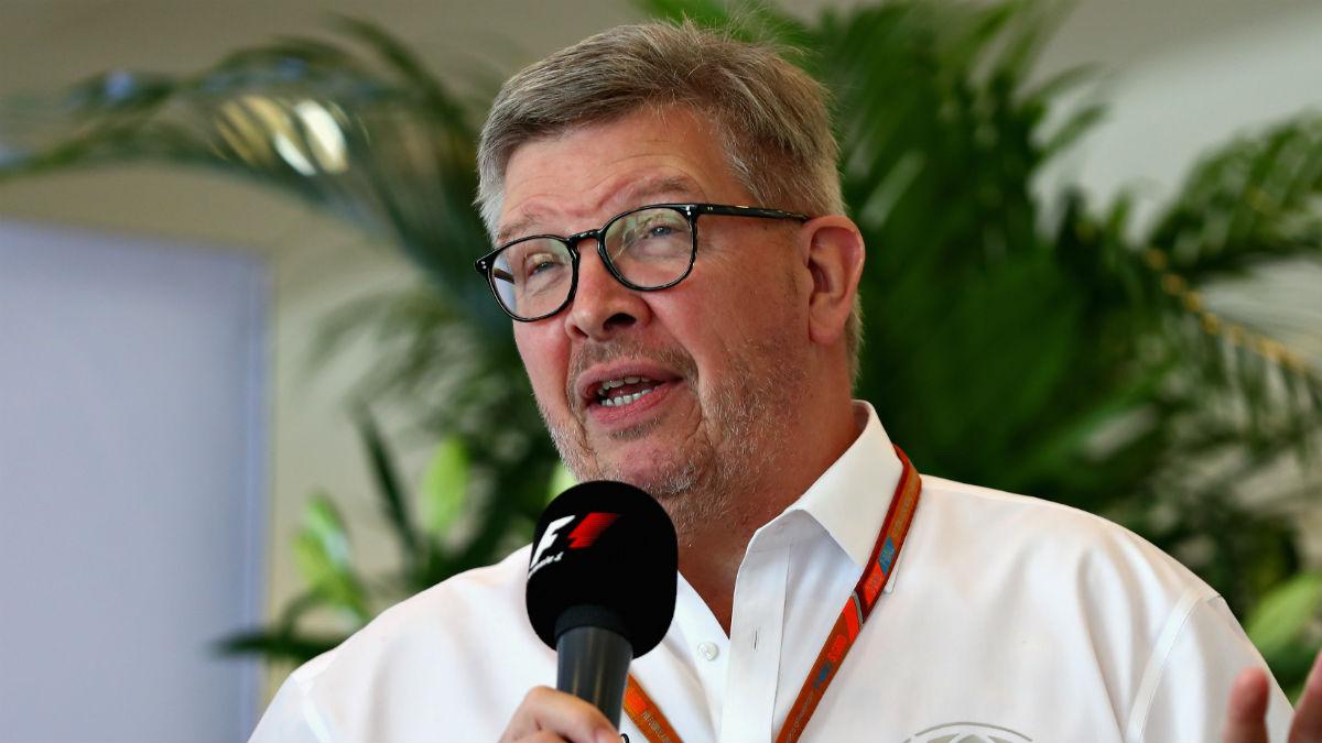 Ross Brawn piensa que el rendimiento de Mercedes seguirá siendo la referencia de la parrilla durante los próximos años. (Getty)