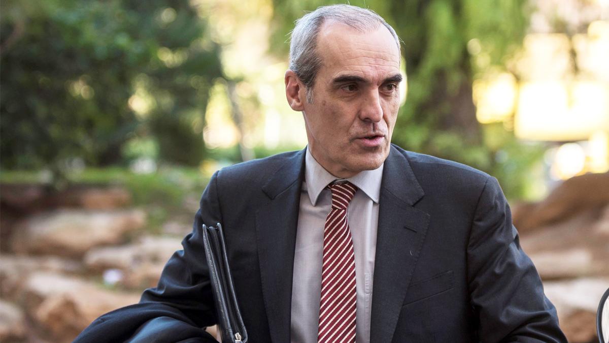 Alejandro Luzón. (Foto: EFE)