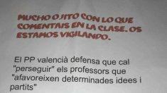 amenaza-valencia-profesores