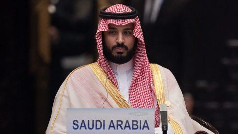 Mohammad bin Salman, príncipe heredero de Arabia Saudí (Foto. Getty)
