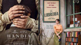 'Handia' y 'La Librería' las películas favoritas para la 32 edición de los premios Goya 2018.